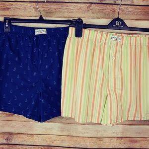 Margaritaville boxer shorts bundle Lg